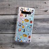 anime friends samsung galaxy phone case cat bus soot sprites fire no face