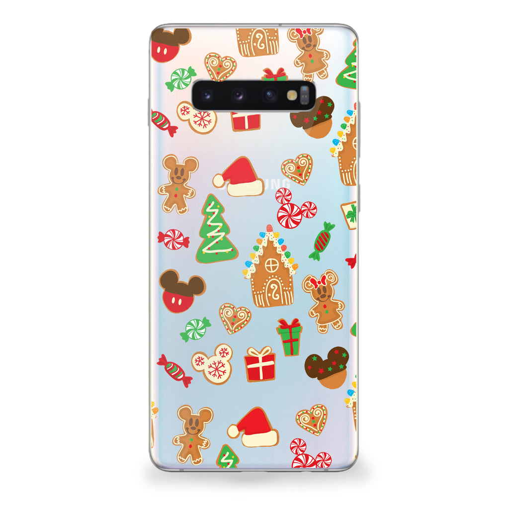 Gingerbread Cookies Samsung Galaxy Case