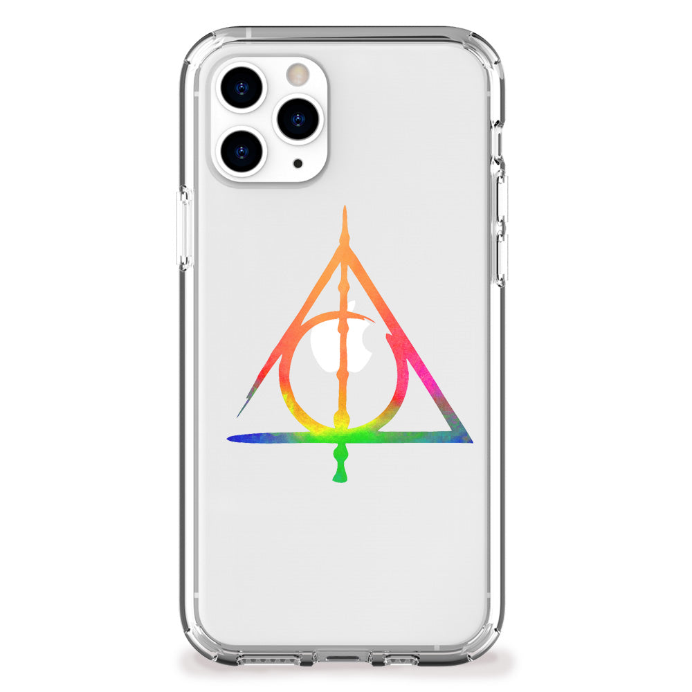 Master of Death (Rainbow) iPhone Case