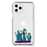 Ghostly Trio iPhone Case