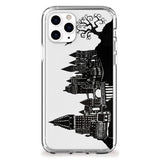 Wizards School iPhone Case (black)