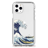 Hokusai the Great Wave iPhone Case