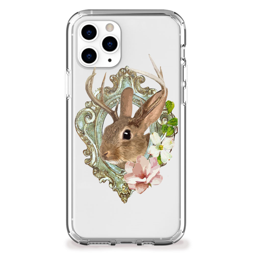 Jackalope iPhone Case
