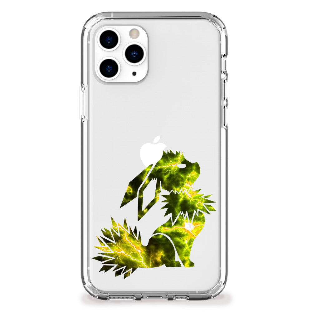 Electric Evolution iPhone Case