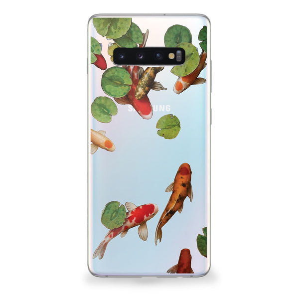 Koi Pond Samsung Galaxy Case