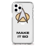Make It So iPhone Case