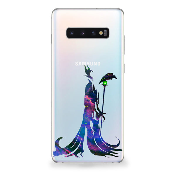 Cosmic Sorceress Samsung Galaxy Case