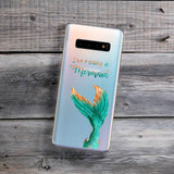 I'm Really a Mermaid Samsung Galaxy Case