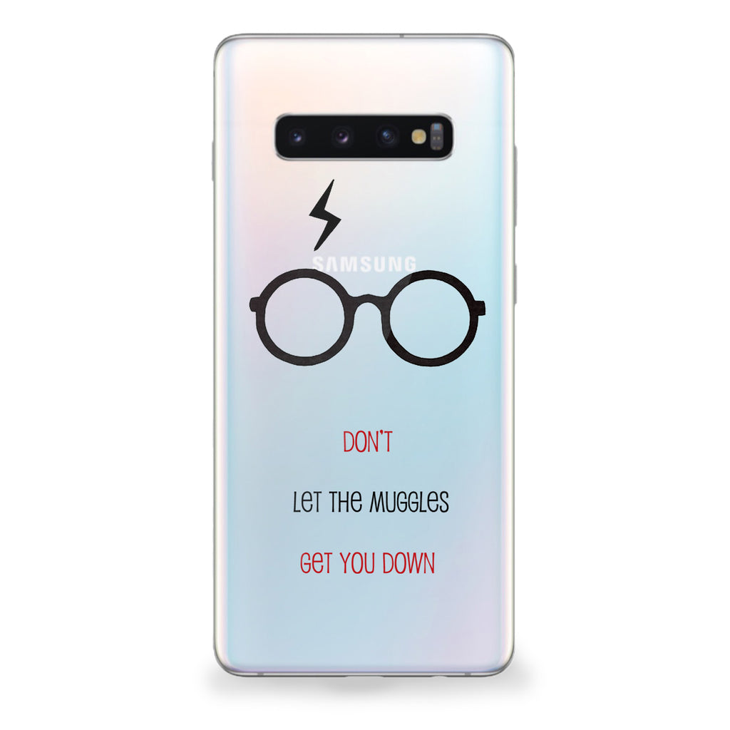 Don't Let Them Get You Down Samsung Galaxy Case
