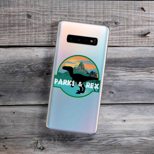 Parks and Rex Samsung Galaxy Case