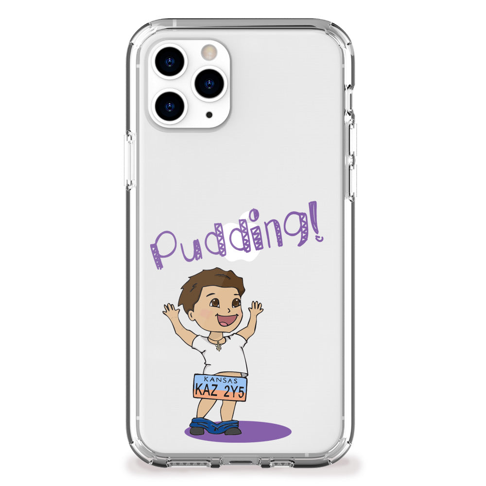 Pudding iPhone Case