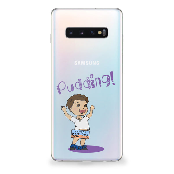Pudding Samsung Galaxy Case