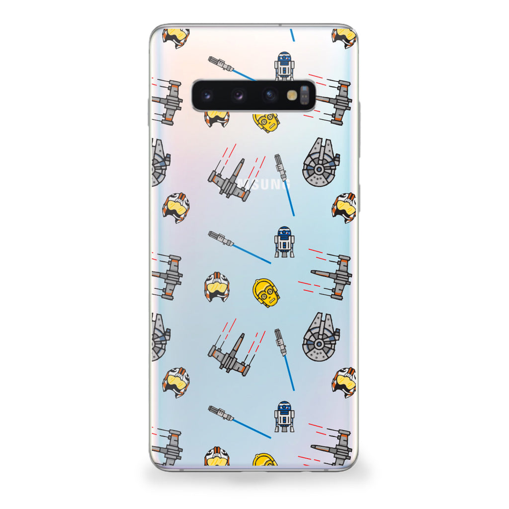 Rebel Forces Samsung Galaxy Case