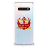 Women in the Resistance Samsung Galaxy Case