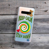 stay shiny firefly quotes samsung phone case