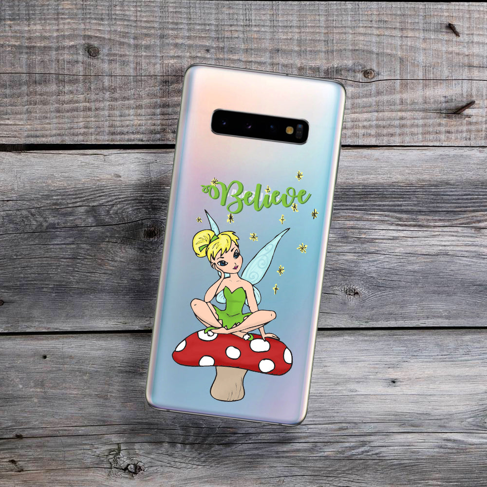 Believe in Fairies Samsung Galaxy Case