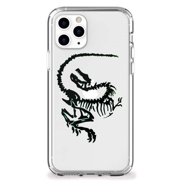 Velociraptor iPhone Case