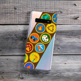 wilderness explorer sash phone case
