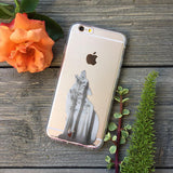 iPhone Red Riding Hood Wolf Case