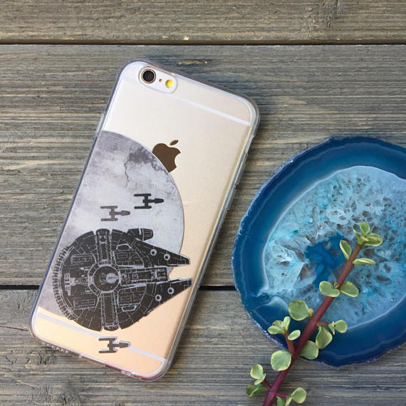 Fastest Starship iPhone Case