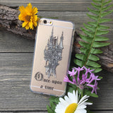 Classic Fairy Tale Castle iPhone Case