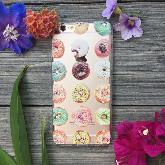 Decadent Donuts Case iPhone Case