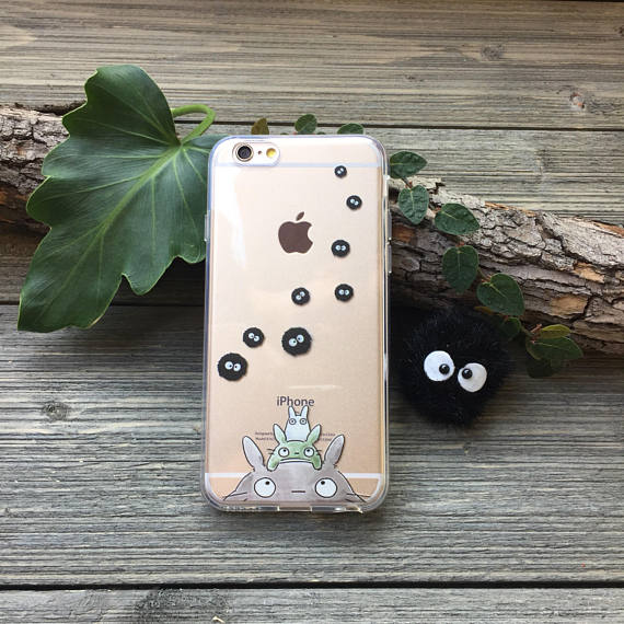 iPhone Case - Totoro and Friends