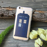 Tardis iPhone Case