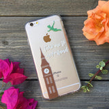 Take Me to Neverland iPhone Case