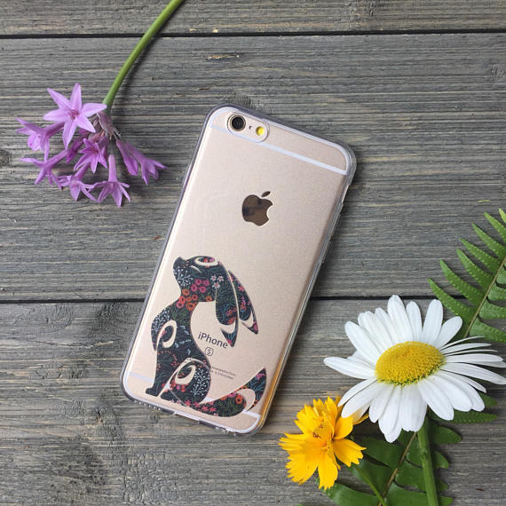 iPhone Floral Umbreon Case