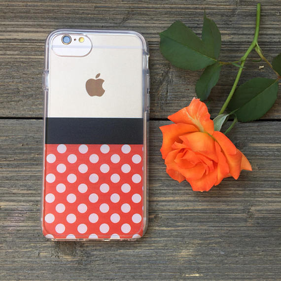 Classic Polka Dots iPhone Case