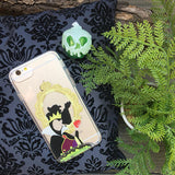 Queens and Witches iPhone Case
