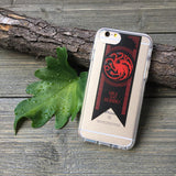 iPhone Targaryen Banner Case
