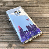 Wizards School Samsung Galaxy Case (Twilight)