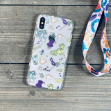 new orleans pattern phone case