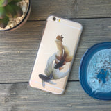 iPhone Goldfish Case