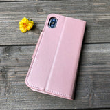 Enchanted Rose - Pink Wallet Case for iPhone