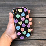 Salty Hearts iPhone Case