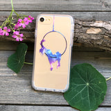 Aerial Hoop iPhone Case