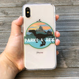 parks and rex phone case