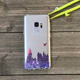 Wizards Castle at Twilight Samsung Galaxy Case