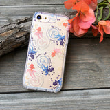 Goldfish Watercolor iPhone Case