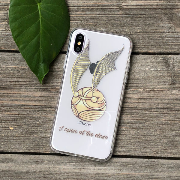 Golden Snitch iPhone Case