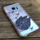 Fastest Starship Samsung Galaxy Case