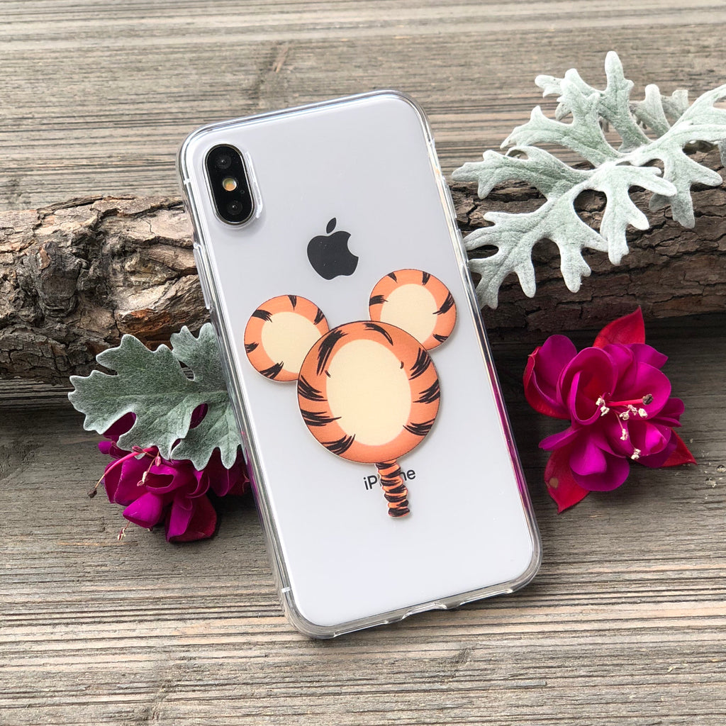 Tiggeriffic iPhone Case