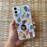 Hawaii Kawaii iPhone Case