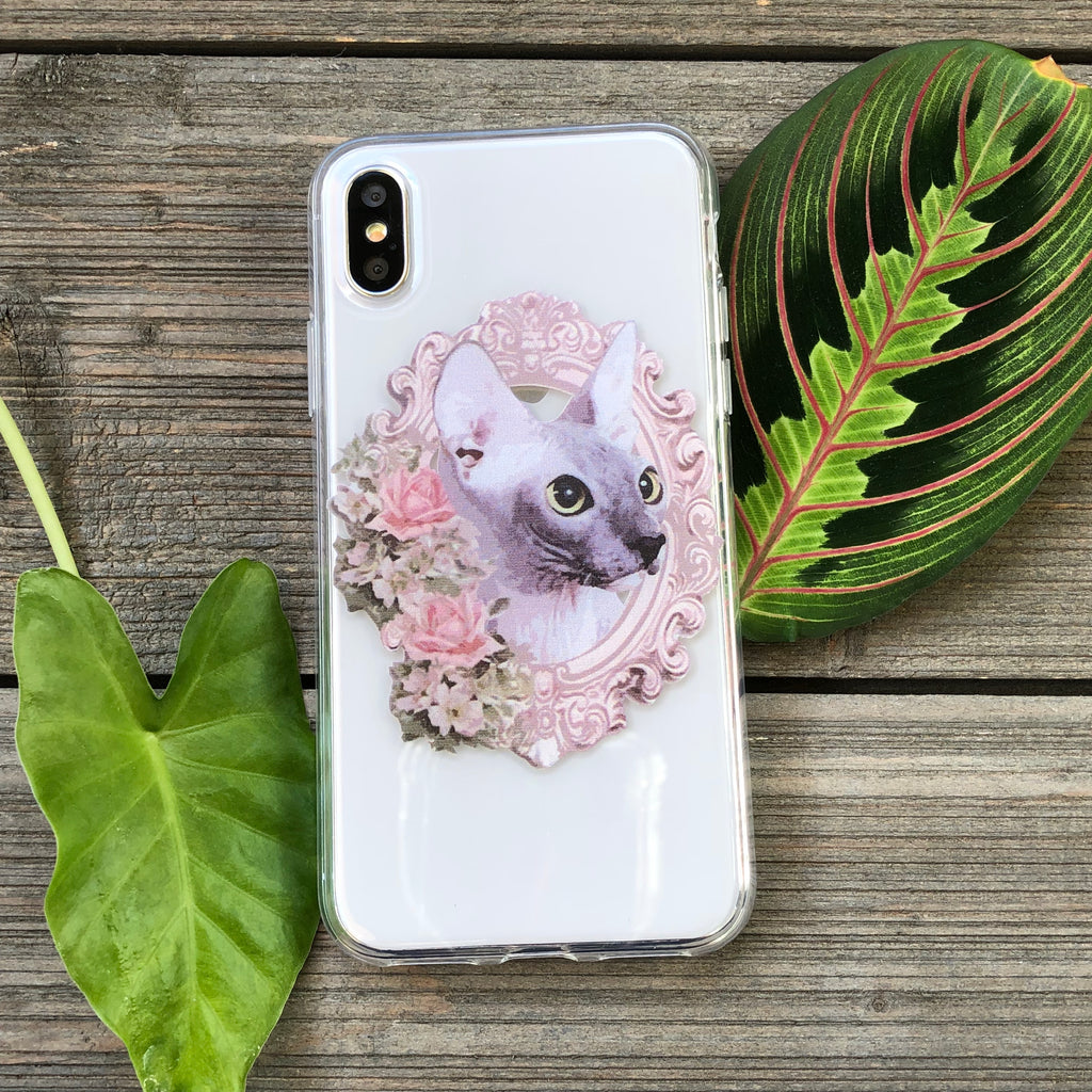 Sphinx Cat iPhone Case