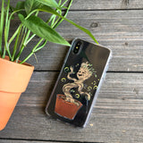 Dancing Tree iPhone Case