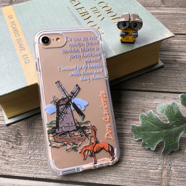 Don Quixote iPhone Case