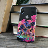 Palm Tree Paradise iPhone Case